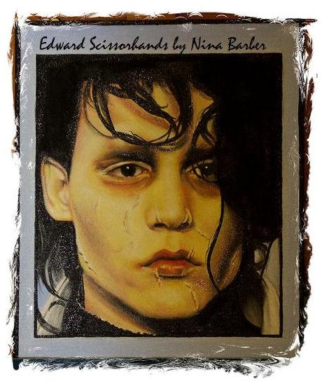 Johnny Depp by Ninasart
